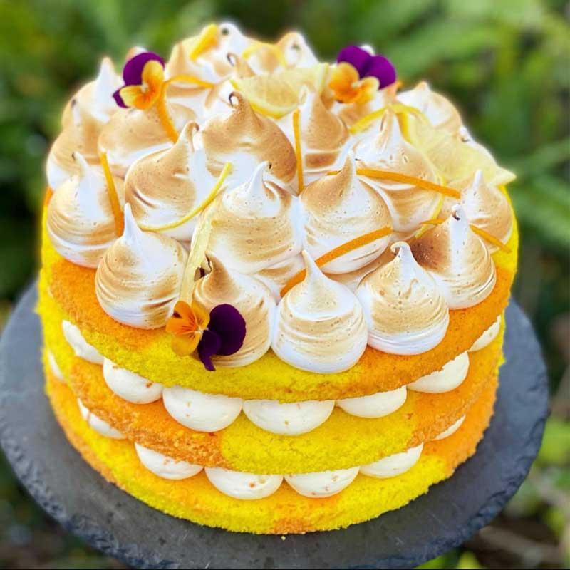 עוגת הדרים