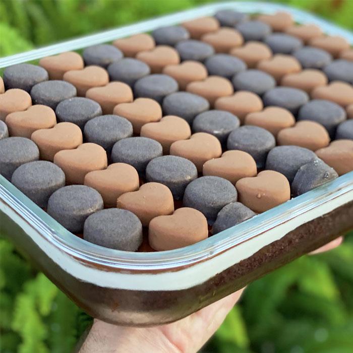 עוגת שוקולד אוריאו מילקה