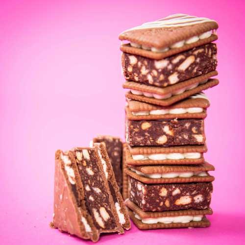 קוקילידת כדורי שוקולד
