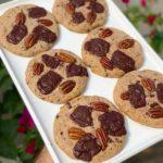 עוגיות שוקולד פקאן